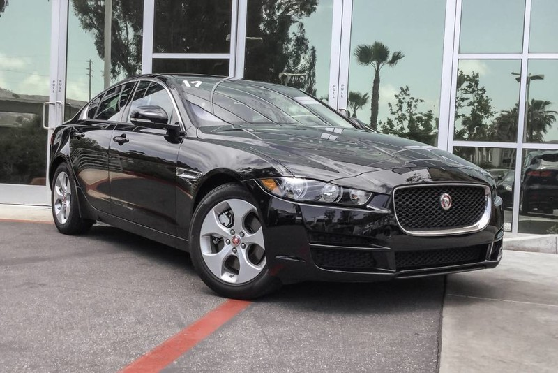 new 2017 jaguar xe 25t premium sedan in mission viejo. Black Bedroom Furniture Sets. Home Design Ideas